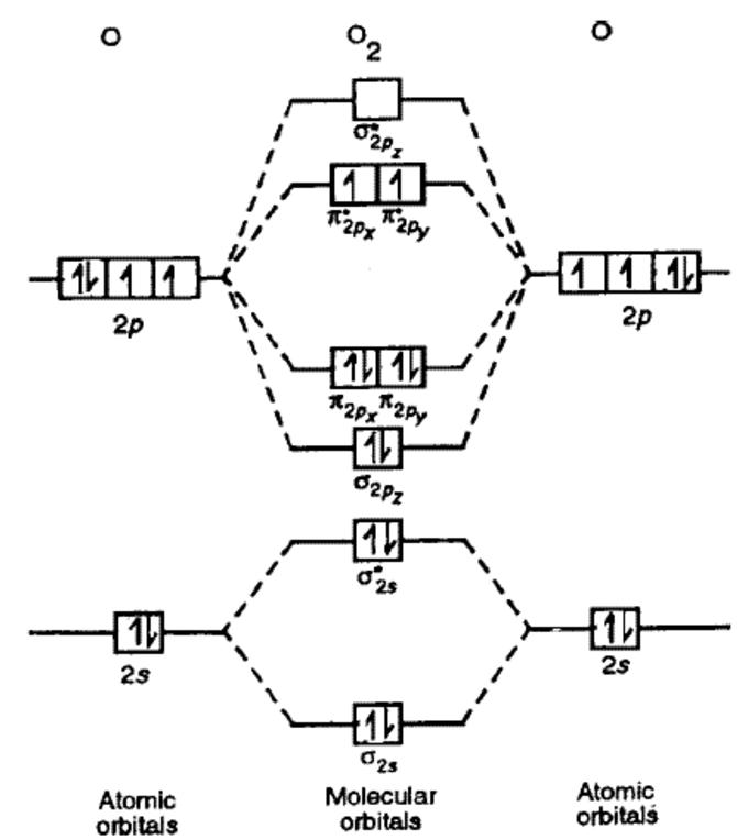 Carbon Orbital Diagram For The Energy