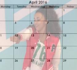 April Whip