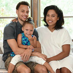 curry-family-photo