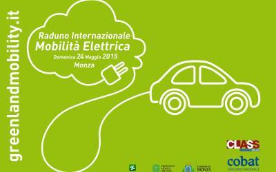 #RadunoAutoElettrica #CLASSONLUS #GreenLandMobility #SenzaBenzina