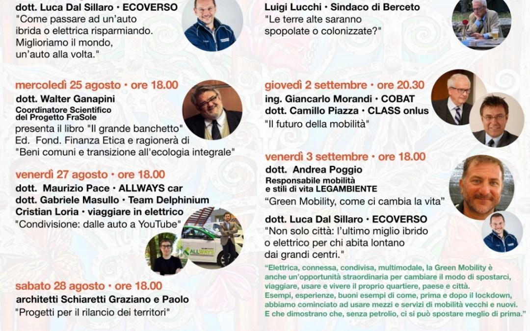 """Conferenza """"Il futuro della mobilità elettrica"""" – 2 settembre 2021"""