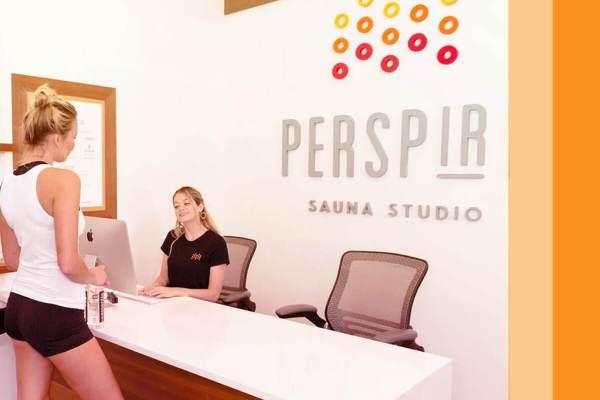 Perspire Sauna Studio Partner Spotlight