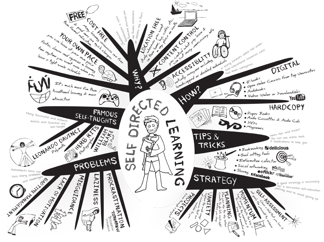Self Directed Learning Well Explained And 27 Actions