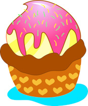 Free Dessert Clipart Clip Art Pictures Graphics