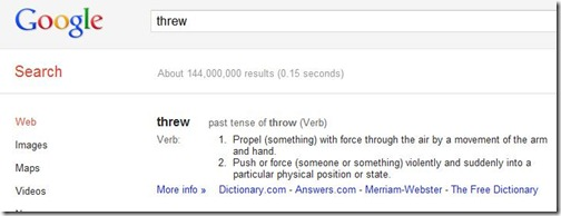threw-google