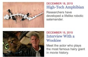 Scholastic News Online Resource for Informational Text and Articles