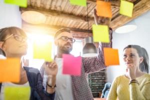 設計思考幫助團隊激發更多創意