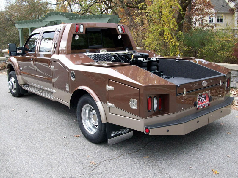 2012 Ford F450 King Ranch