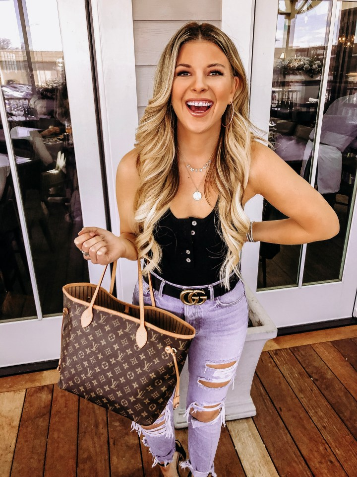 Trending Summer Fashion! | Style blogger Emerson Hannon of Classycleanchic shares May Top Ten Hot List!