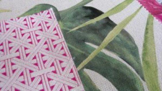 "alt=""Clarke and Clarke Colony Fabrics, Botanical Theme"""