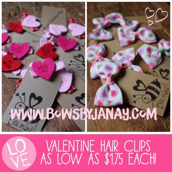 Valentine's Day Card Idea Super Cute Valentines Day Hair ...