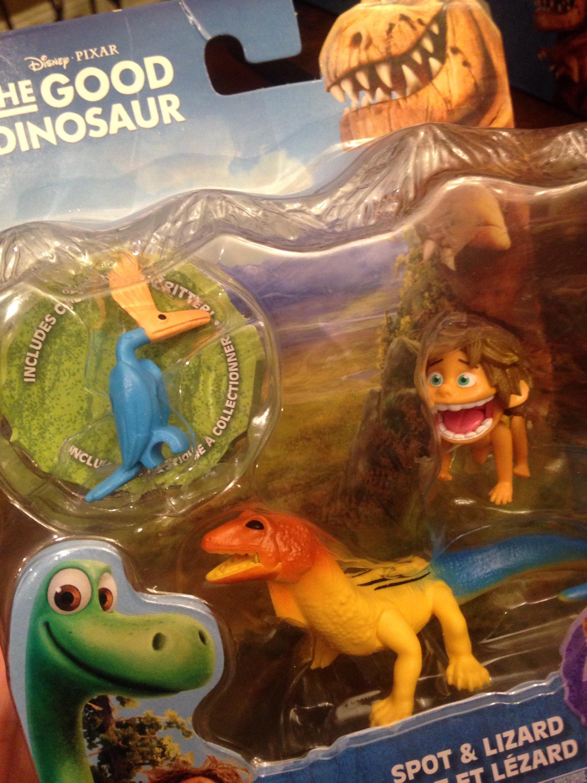 Disney Pixars Good Dinosaur Toys Roar Into Stores