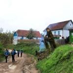 Garnic (Gernik) village - volunteers