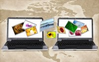 Share screen online