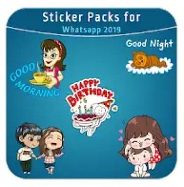 WhatsApp Sticker Apps
