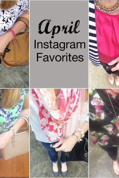 Trendy Wednesday Link Up #21: April Instagram Favorites