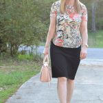 Trendy Wednesday Link Up #19: Floral and Blush