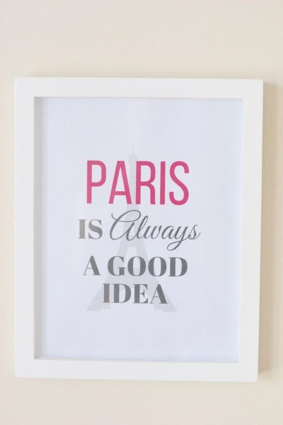 white desk chic inspirational office paris is always a good idea
