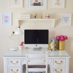 New Office Reveal + Minted Giveaway!
