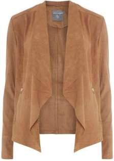 TOPPER suede jacket