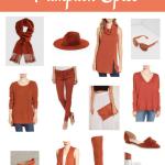 Trending Color: Pumpkin Spice