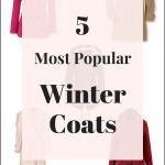 5 Most-Popular Winter Coats