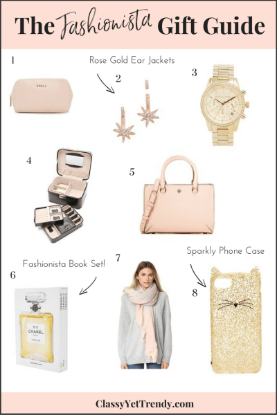 The Fashionista Gift Guide