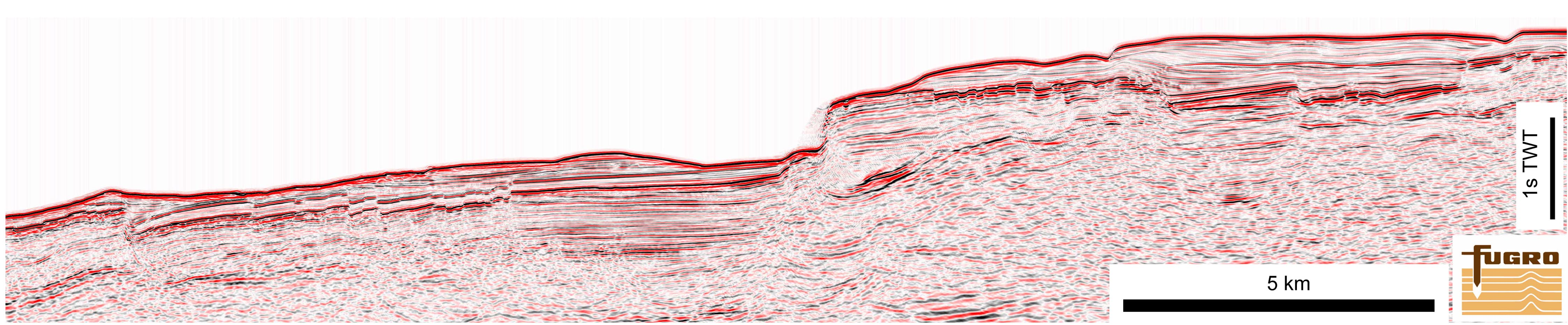 Faulted foredeep and outer rise, Calabrian trench (credit: Rob Butler, seismicatlas.org)
