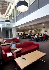 Quiet Study Space (EDFAA Library)