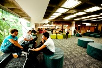 Casual Meeting Space (Gardens Point)