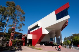 Library and Learning Commons, Gold Coast Campus (G11)