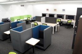 Huxley Library Postgrad Study Room