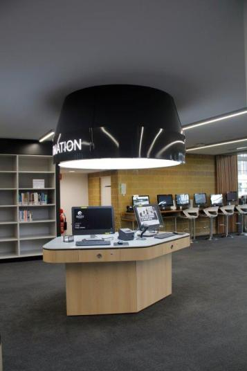Ourimbah Library Service Zone