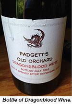 padgett wine