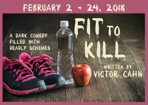 Fit to Kill @ Coaster Theatre Playhouse | Cannon Beach | Oregon | United States