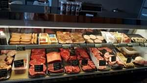Smokehouse Butcher Block meat