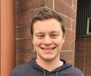 Astoria High School Upward Bound Tyler Gagnon