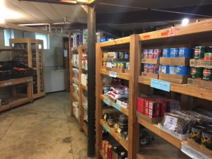 First Presbyterian Church Astoria Clatsop Food Pantry