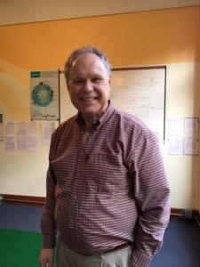 First Presbyterian Church Astoria Pastor Bill Van Nostran