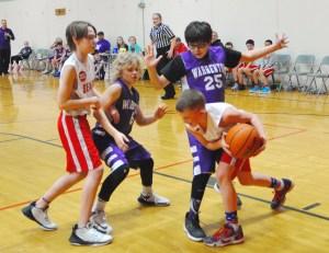 Pacific Basketball League Championship Tournament  Brian Xochipiltecatl