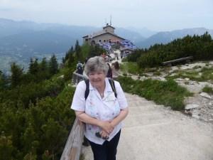 Rosemary Johnson Eagles Nest Germany