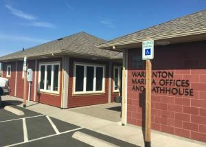 Warrenton Marina Office