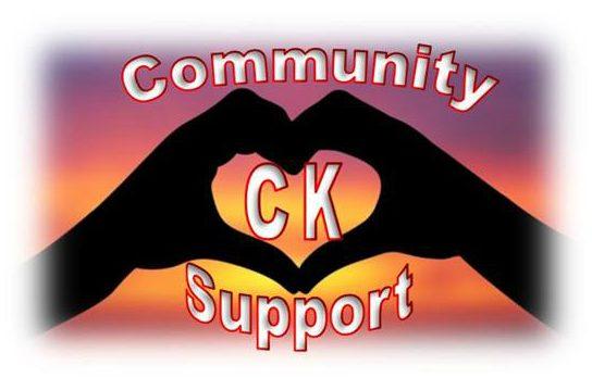 CK Community Supports 3 Logo