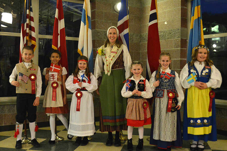 Junior Court Scandinavian Festival