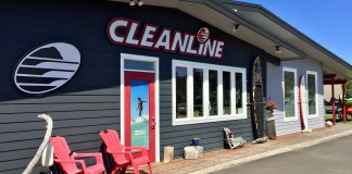Cleanline Surf Shop