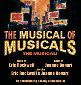 The Musical of Musicals The Musical @ The Coaster Theatre Playhouse | Cannon Beach | Oregon | United States