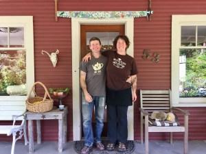 North Fork 53 guesthouse Nahalem OR