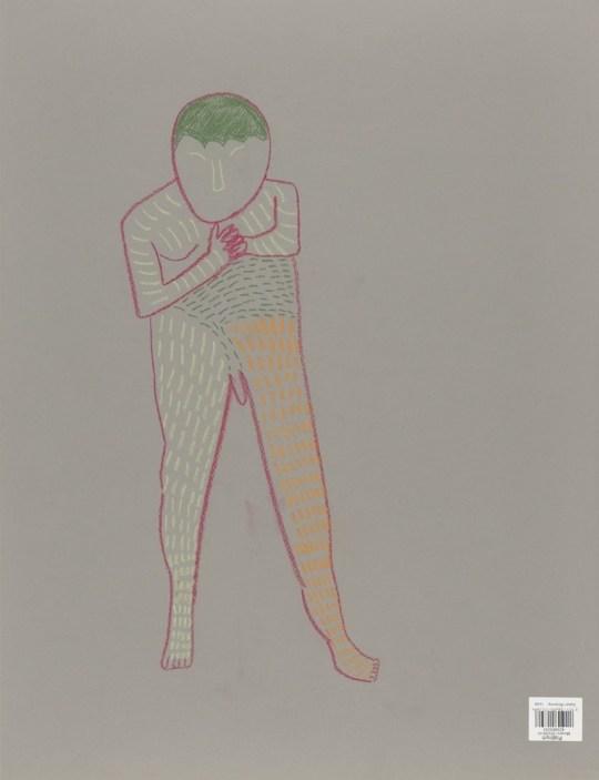 Homme priant - Dessin de Claude Tironneau