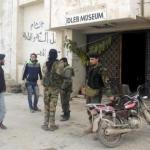 سوريا تقول إن 15 ألف قطعة آثرية في خطر بادلب التي يسيطر عليها مقاتلون