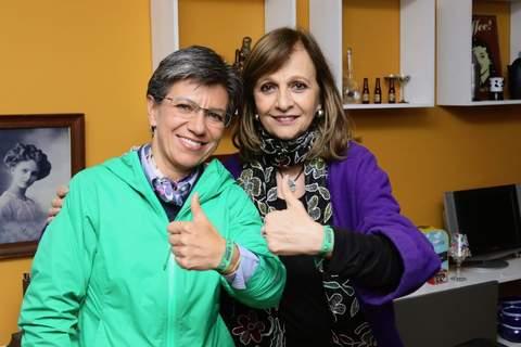 Ángela María Robledo y Claudia López: Por la unidad de los alternativos y progresistas